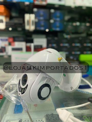 Câmera de segurança interna e externa speed dome 360 graus - Foto 2