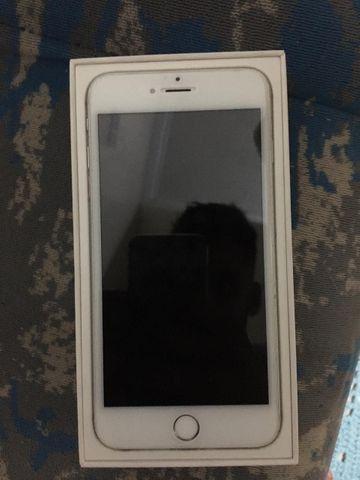 IPhone 6s Plus cinza - Foto 2
