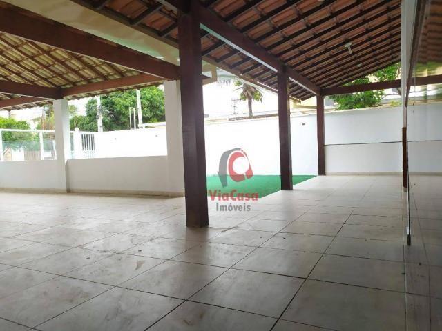 Casa Comercial para alugar por R$ 4.500/mês - Jardim Mariléa - Rio das Ostras/RJ - Foto 8
