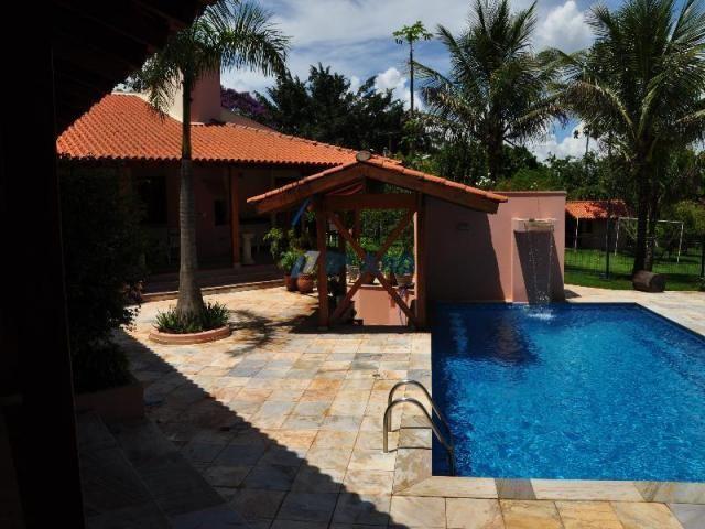 Chácara à venda com 5 dormitórios em Vila pinhal broa, Itirapina cod:4319 - Foto 12