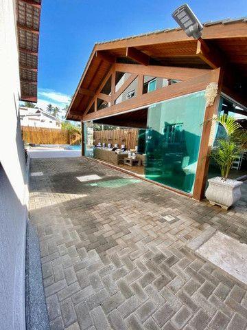 KMRL-Casa dos sonhos em Porto de Galinhas - 10 quartos (c/suítes) - 4 vagas - piscina - Foto 20