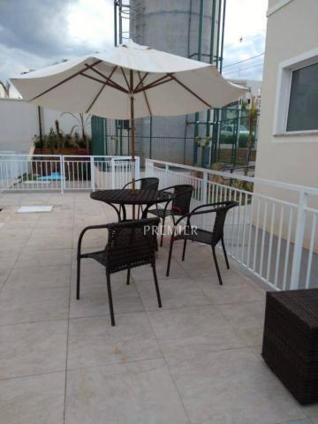Apartamento com 2 dormitórios para alugar, 44 m² por R$ 780,00/mês - Absoluto - Londrina/P - Foto 13