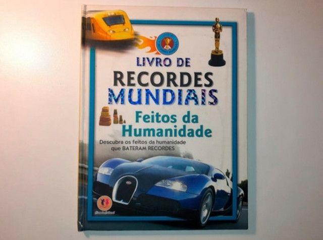 Kit 4 livros infantis: Recordes Mundiais - 2, Revolução Verde e Piadas para Rachar o Bico - Foto 2