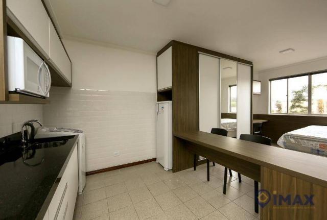Apartamento com 1 dormitório para alugar, 45 m² por R$ 1.500,00/mês - Centro - Foz do Igua - Foto 7