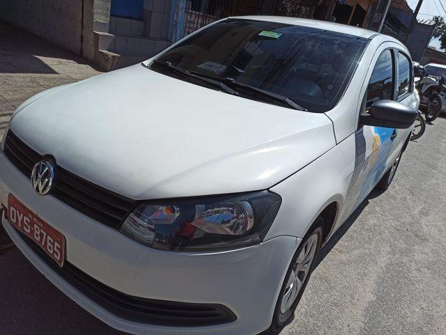 TAXI RECIFE VOYAGE 2014 1.6 COM GAS (carro e praça transferivel) - Foto 4