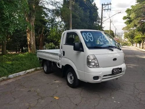 Kia Bongo 2.5 Std 4x2 Rs Turbo C/ Carroceria 2p<br><br> - Foto 2