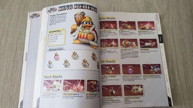 Official Game Guide Super Smash Bros 3ds E Wiiu. Inglês - Foto 5