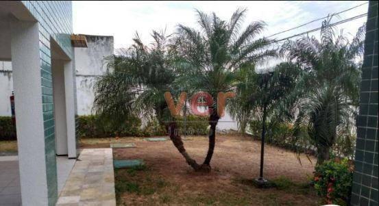 Apartamento à venda, 56 m² por R$ 259.000,00 - Alagadiço Novo - Fortaleza/CE - Foto 11