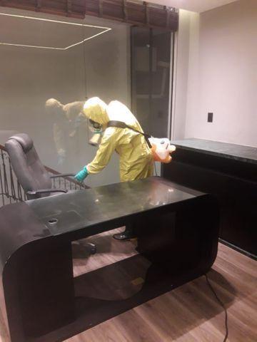 Sanitização de ambientes - Foto 2