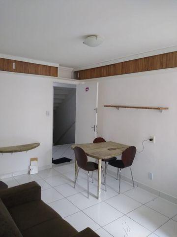 Oportunidade Apartemento Todo Mobiliado Lauro de Freitas Piscina Academia Quadra - Foto 3