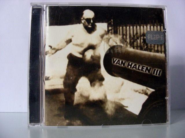 CD Van Halen 3 Importado