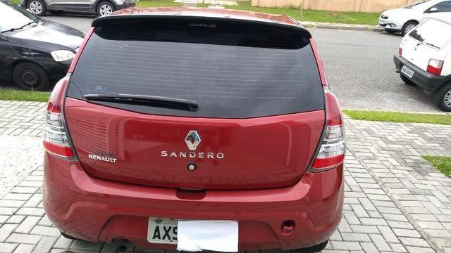 Sandero 1.0 2014 Completo - Foto 4