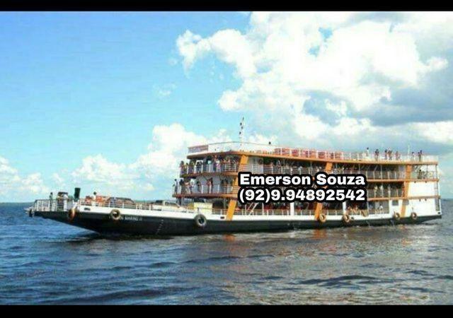 Vendo ferry bout Novo,vendo parcelado, tenho outros modelos