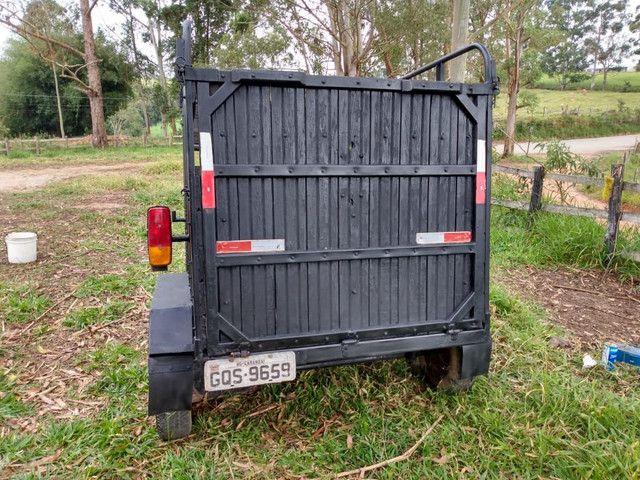 Carretinha 2 cavalos  - Foto 4