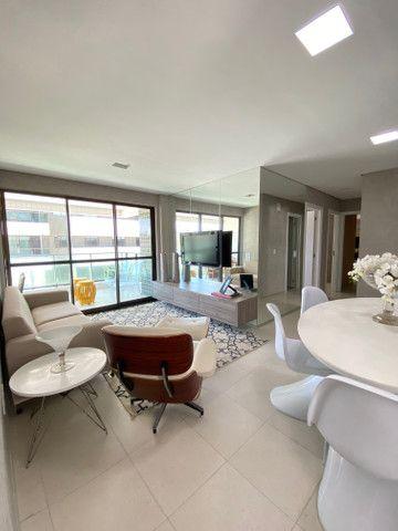 Apartamento com 3 quartos sendo 1 suíte, beira mar - Foto 7