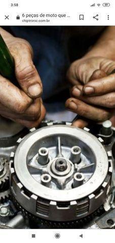 Mecânico de Motos