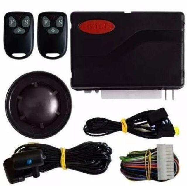 Alarme automotivo Sistec instalação grátis - Foto 2