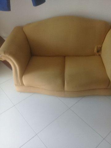 2 sofá usado  - Foto 2
