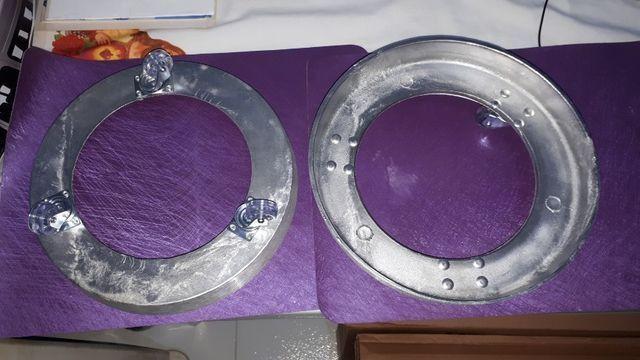 Suporte de Botijão em Alumínio Fundido ? 49,99 ZAP: * - Foto 5