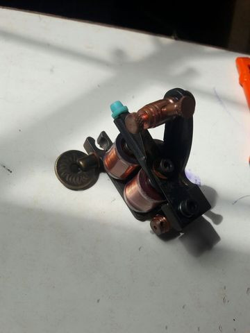 Maquina de tatuagem Hornet - Foto 3