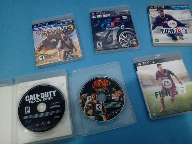 Jogos de PS3! - Foto 2