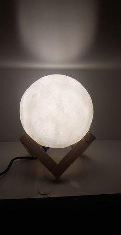 Luminária de lua - Foto 3