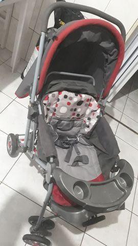 Carrinho de bebe cosco - Foto 3
