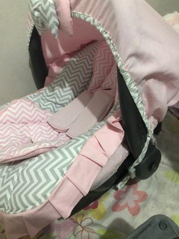 Capa para bebê conforto - Foto 5