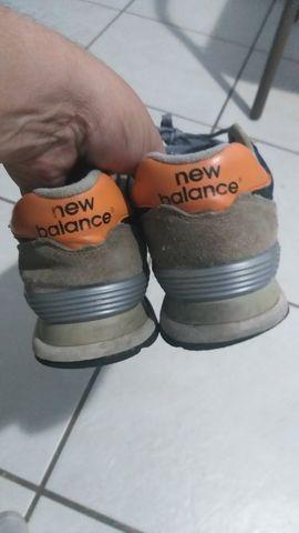 Tênis New Balance tamanho 39 - Foto 3