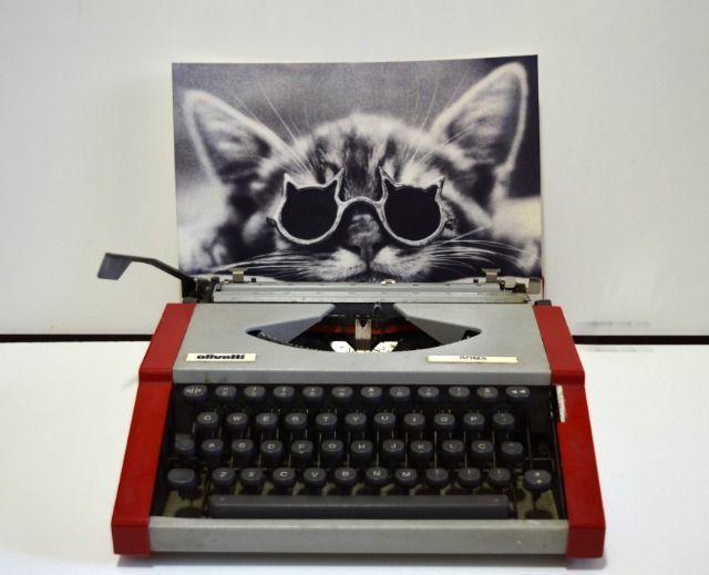 Maquina de escrever - Foto 3