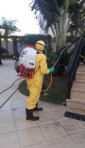 Sanitização de ambientes - Foto 5