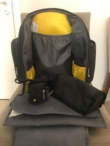 Mochila Multifuncional Back Pack Safety 1st - Ótimo estado - Foto 6