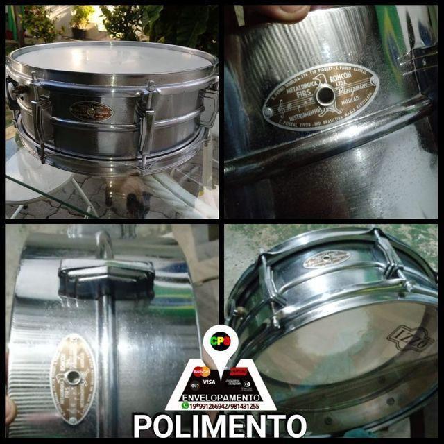ENVELOPAMENTO E POLIMENTO DE INSTRUMENTOS MUSICAIS  - Foto 2