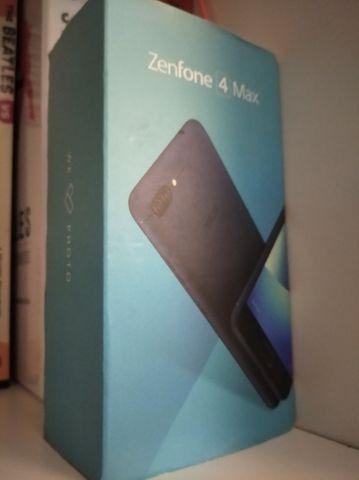 Ler descrição - Celular ASUS Zenfone 4 Max 16gb RAM Preto ZC554KL - Foto 3