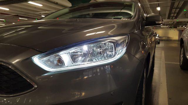 Focus SE 2.0 Sedan 2019 Automático Cinza - Foto 2