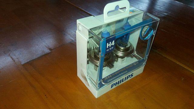 Lâmpadas Philips Super Branca - Foto 3