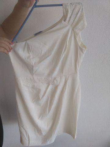 Vestido social branco - Foto 4