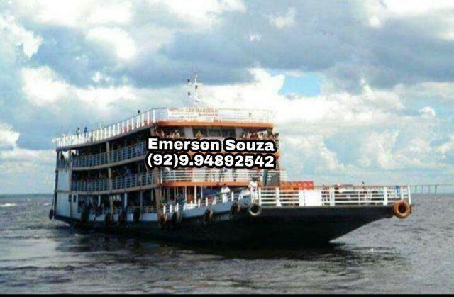 Vendo ferry bout Novo,vendo parcelado, tenho outros modelos - Foto 2