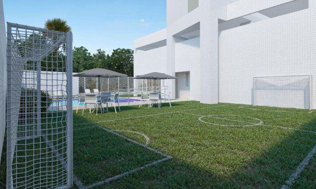 Apartamento na planta 3 quartos 67m 1 suite na ilha do retiro nascente lazer completo - Foto 14
