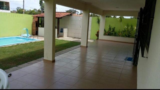Casa de praia 5 suites em Maria Farinha