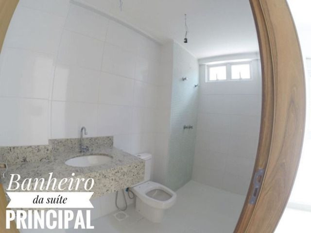 Isadora Beatriz - Capim Macio - 77m² - 3 suítes - Porcelanato - Localização privilegiada