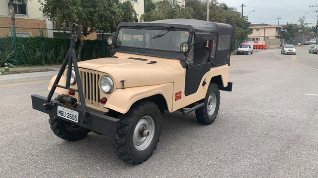 Willys Jeep - 1965 2.6 6 cilindros - Foto 10