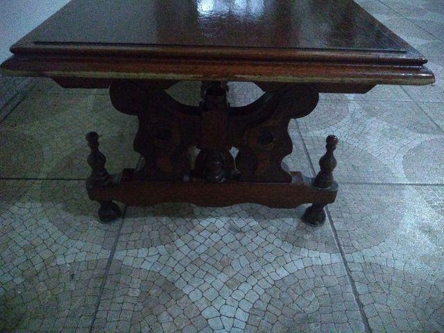 Mesa de centro,em madeira para sala - Foto 4
