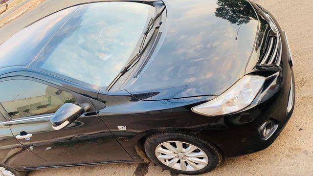 Corolla 2011/2012 cor preto perolizado - Foto 8