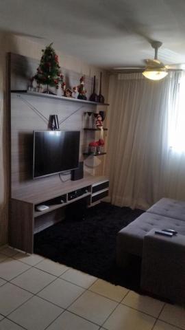 Apartamento à venda com 2 dormitórios em Ponte nova, Várzea grande cod:BR2AP12358 - Foto 3