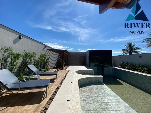 Luxo! Casa perfeita e mobiliada em Vicente Pires! 4 suites, revestimentos e materiais de p - Foto 7