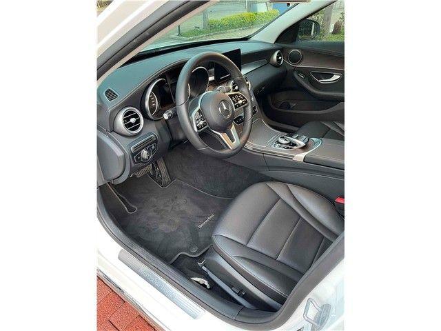 Mercedes-benz C 180 2019 1.6 cgi flex exclusive 9g-tronic - Foto 11