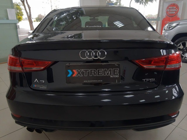 Audi A3 Sedan Attraction 1.4 TFSi Flex Aut 2018 - Foto 4