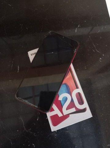Samsung A20 - Vermelho - 32GB - Foto 2