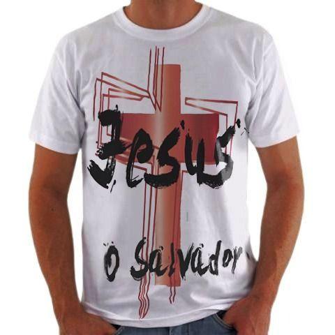 Camisa personalizada gospel